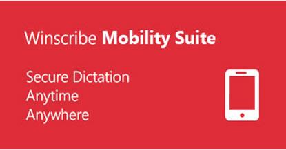 Winscribe Mobility Navigation